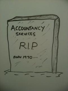 accountancy marketing tombstone